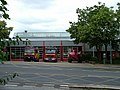 Fire station cleaning, Parkway, Bury St. Edmunds - geograph.org.uk - 1343069.jpg