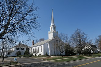 Glastonbury, Connecticut - First Church of Christ