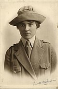 First Female American Foreign Service Officer -- Lucile Atcherson Curtis – in 1922.jpg