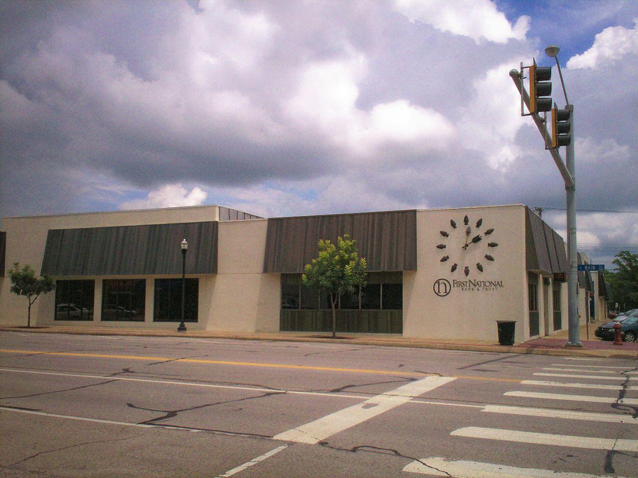 Bank Of Oklahoma Food Pyramid Bartlesville
