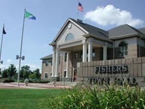 Fishers, Indiana - Fishers City Hall