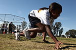 Fitness challenge at middle school, Marines take over PE 111209-M-YP696-021.jpg
