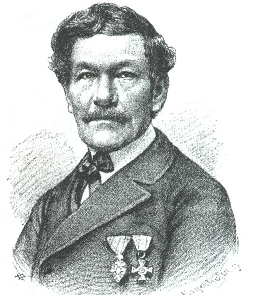 Fitzinger Leopold 1802-1884