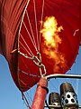 Flame, hot air balloon - geograph.org.uk - 1386606.jpg