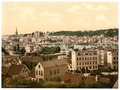Flensburg, view from Ballastberg, I., Schleswig-Holstein, Germany-LCCN2002720645.tif