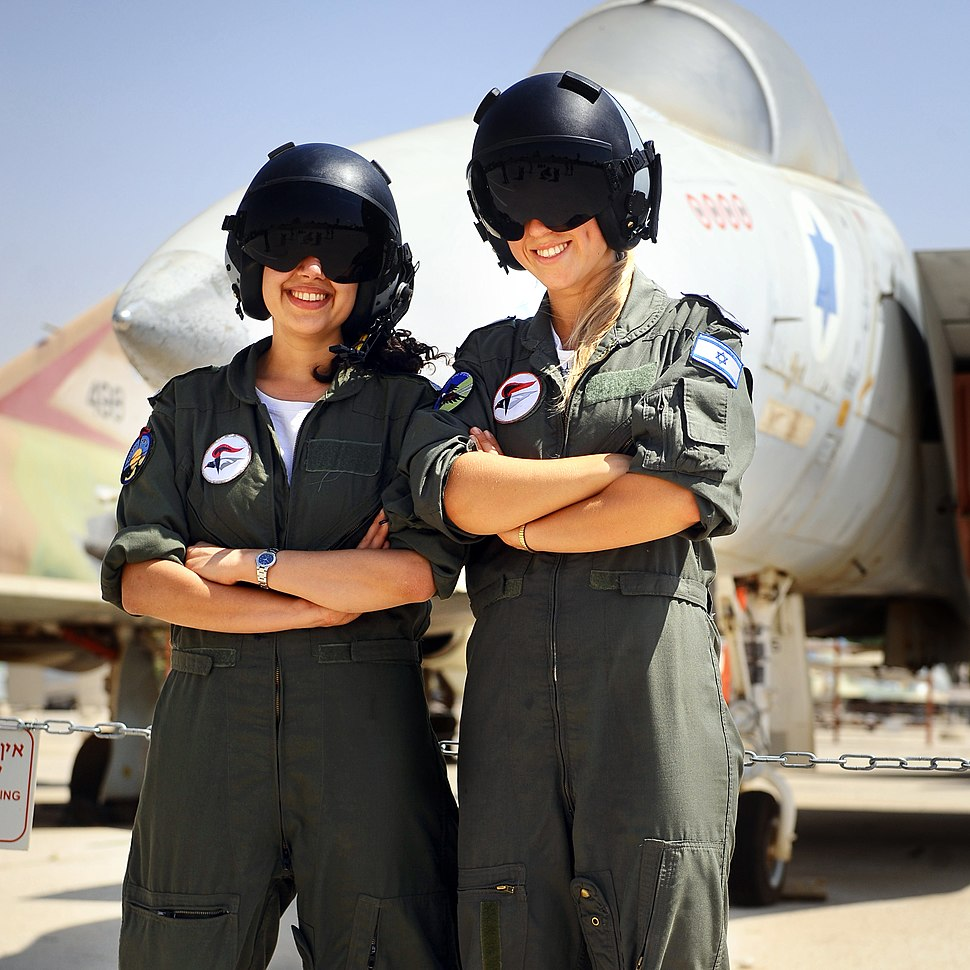 Flickr - Israel Defense Forces - Air Force Pilots