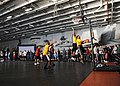 Flickr - Official U.S. Navy Imagery - USS Abraham Lincoln Sailors hold basketball tournament..jpg