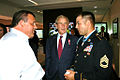 Flickr - The U.S. Army - NJ Governor Chris Christie, President George W. Bush and SFC Leroy Petry.jpg