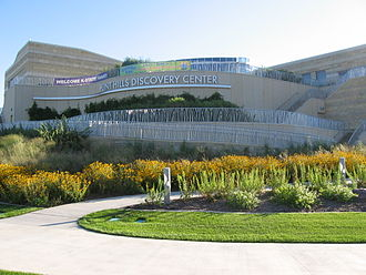 Manhattan, Kansas - Flint Hills Discovery Center in Manhattan