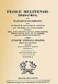 Florae Melitensis Thesaurus - 1827.jpg
