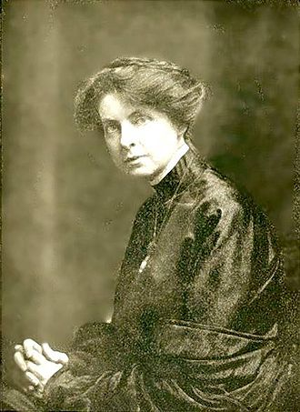 Florence Kate Upton - Florence Kate Upton, circa 1895