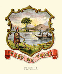 Florida state coat of arms