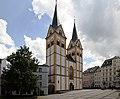 Florinskirche Koblenz, Florinsplatz.jpg