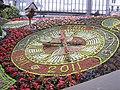 Flower Clock. Часы - клумба - panoramio.jpg