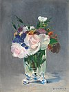 Flowers in a Crystal Vase, Edouard Manet, c1882.jpg