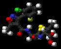 Flucloxacillin-3D-balls.png