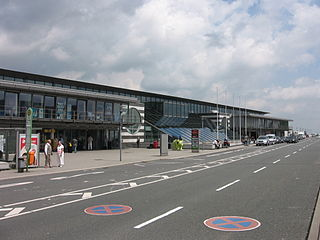 airport in Dortmund, North Rhine-Westphalia, Germany
