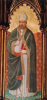 Foillan Irish saint