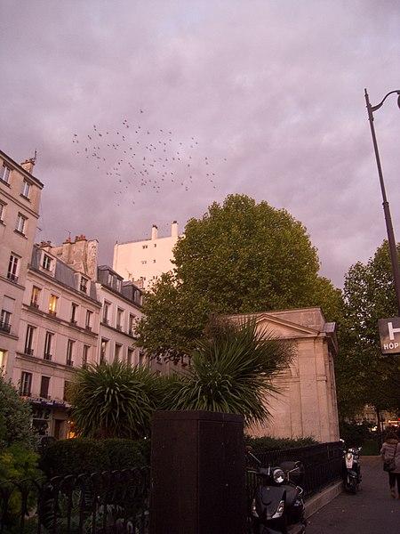 File fontaine de montreuil paris view from rue du - Paris rue du faubourg saint antoine ...