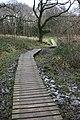 Footpaths in Langford Heathfield (geograph 3840054).jpg