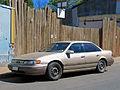 Ford Taurus GL 1992 (15521279265).jpg