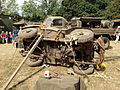 Ford or Willys under repair.JPG