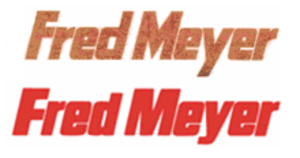Fred Meyer - Previous Fred Meyer logos
