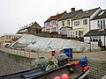 Former fishermen's cottages by the slipway - geograph.org.uk - 1091531.jpg