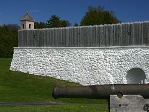Fort Mackinac - Fort Mackinac, 2004