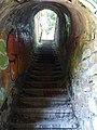 Fort de Loyasse - Escalier - En montant.jpg