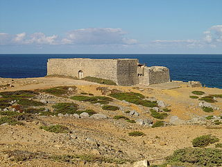 Fort of Guincho