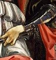 Fortitude, left arm detail - Sandro Botticelli.jpg