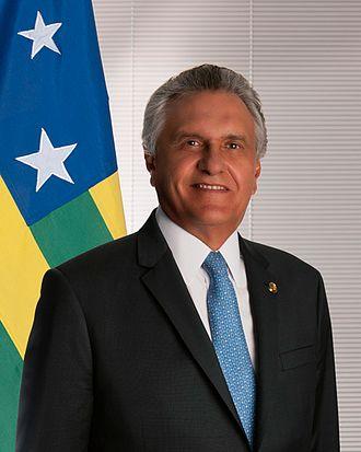 Brazilian general election, 2018 - Image: Foto oficial de Ronaldo Caiado
