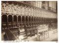 Fotografi av Toledo. Catedral, Silleria del coro - Hallwylska museet - 105182.tif