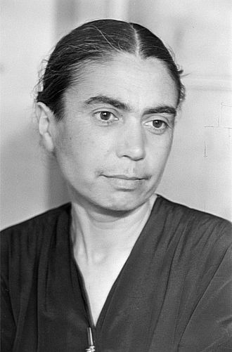 Hilde Benjamin - Hilde Benjamin (ca. 1947)