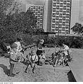 Fotothek df ps 0002976 Kinder ^ Kinderdarstellungen ^ im Kindergarten.jpg