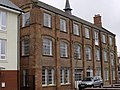Foundry House, Old Station Way, Yeovil - site of former Glove Factory (7166833984).jpg
