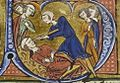 Français 9081, fol. 296, Mariage de Gui de Lusignan et Sibylle de Jérusalem (cropped).jpeg