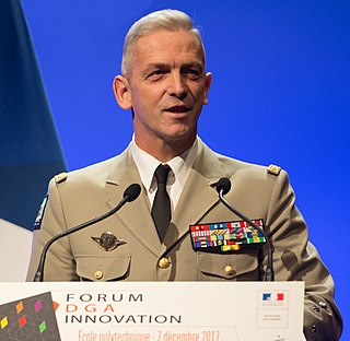 François Lecointre French general
