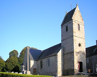 Saint-Nicolas-des-Bois, Manche Commune in Normandy, France