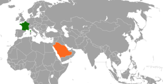 France–Saudi Arabia relations Diplomatic relations between the French Republic and the Kingdom of Saudi Arabia