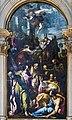 Frari (Venice) nave right - Presentation of Jesus Christ at the Temple by Giuseppe Porta.jpg