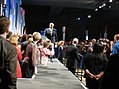 Fred Thompson leaves the rally (1690587731).jpg