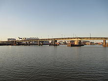 Frederick Douglass Memorial Bridge In Washington, D.C..JPG