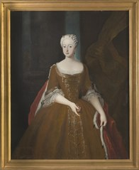 Portrait of Princess Friederike Luise of Prussia