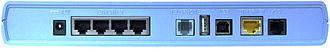 Freebox - Freebox V5 Network element