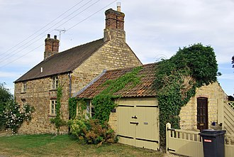 Freeby - Laburnum Cottage