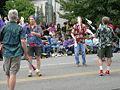 Fremont Solstice Parade 2007 - jugglers 06.jpg