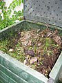 Full compost bin, after about 10 months of use (4929259185).jpg