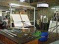 Fun Science Exhibits Fabrication - CRTL Workshop - NCSM - Kolkata 2003-09-06 00143.JPG